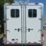 50/50 Rear Doors w/ Windows & Double Anti-Rack Hardware