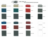 3-Color Stripe Availability for Reflections and Traditions